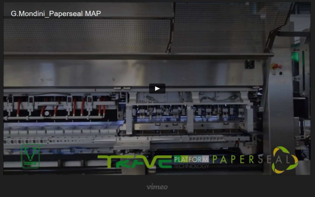 Vídeo: Paperseal MAP by G.Mondini