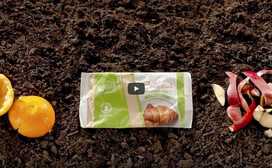 PaperCompostHB – Innovación de Sacchital: El envase 100% compostable y alta barrera
